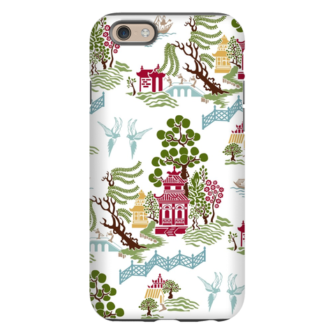 Chinoiserie Autumn Phone Cases