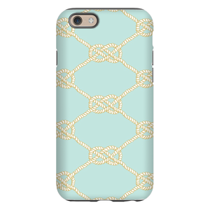 Nautical Knot Sea Phone Case