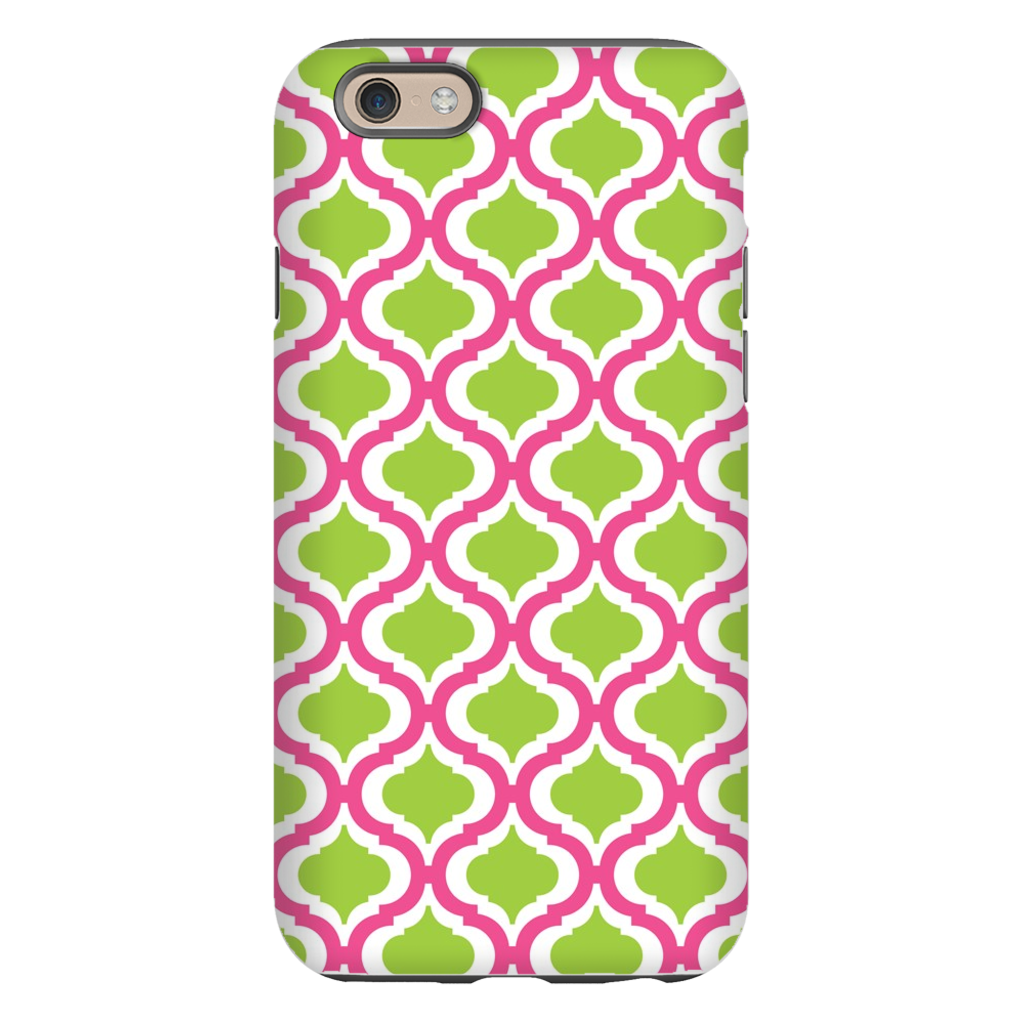 Kate Raspberry and Lime Phone Case