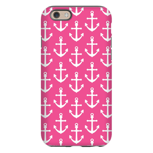 Anchors Raspberry Phone Case
