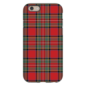 Tartan Red Plaid Phone Case