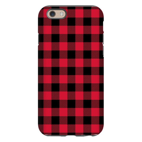 Jack Plaid Phone Case