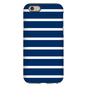 Sailor Stripe Navy Phone Case