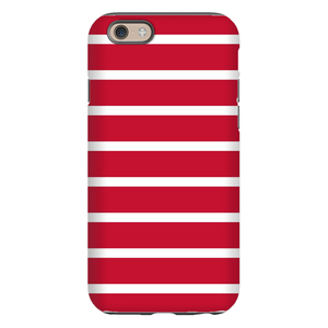 Sailor Stripe Red Phone Case