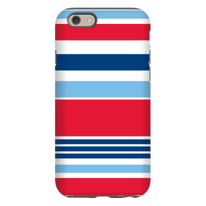 Espadrille Stripe Nautical Phone Case