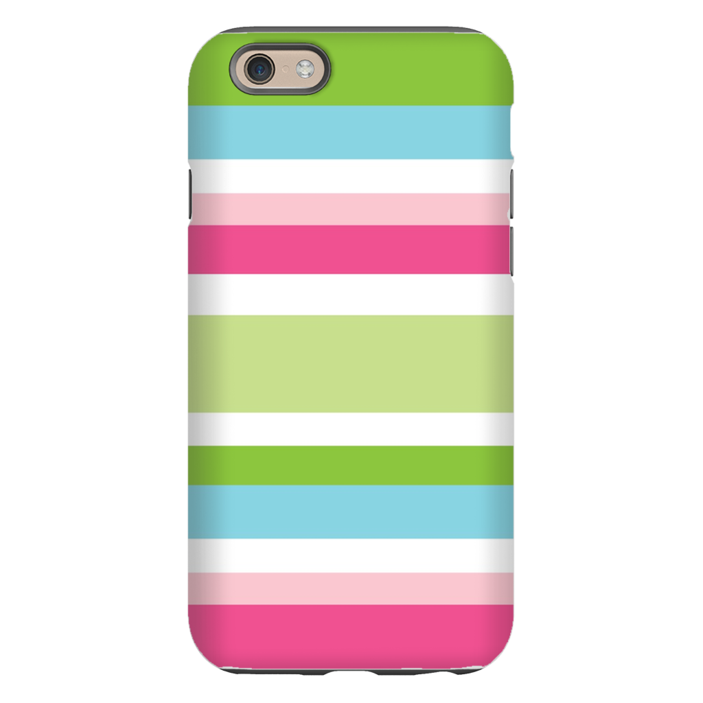 Espadrille Stripe Preppy Phone Case