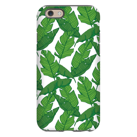 Banana Leaf Phone Case