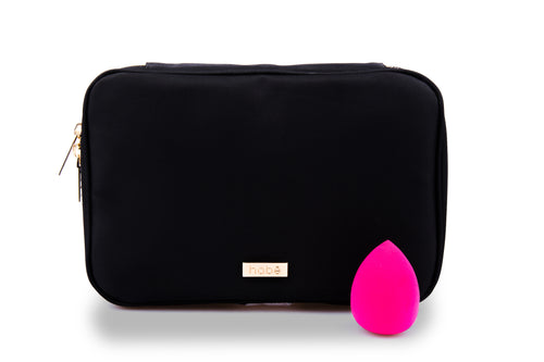 Makeup Brush Holder Travel Case