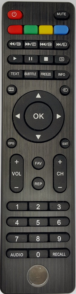 REPLACEMENT GVA REMOTE CONTROL - G55TV15 G49TV15 G48TV15 G43TV15 G32TV15
