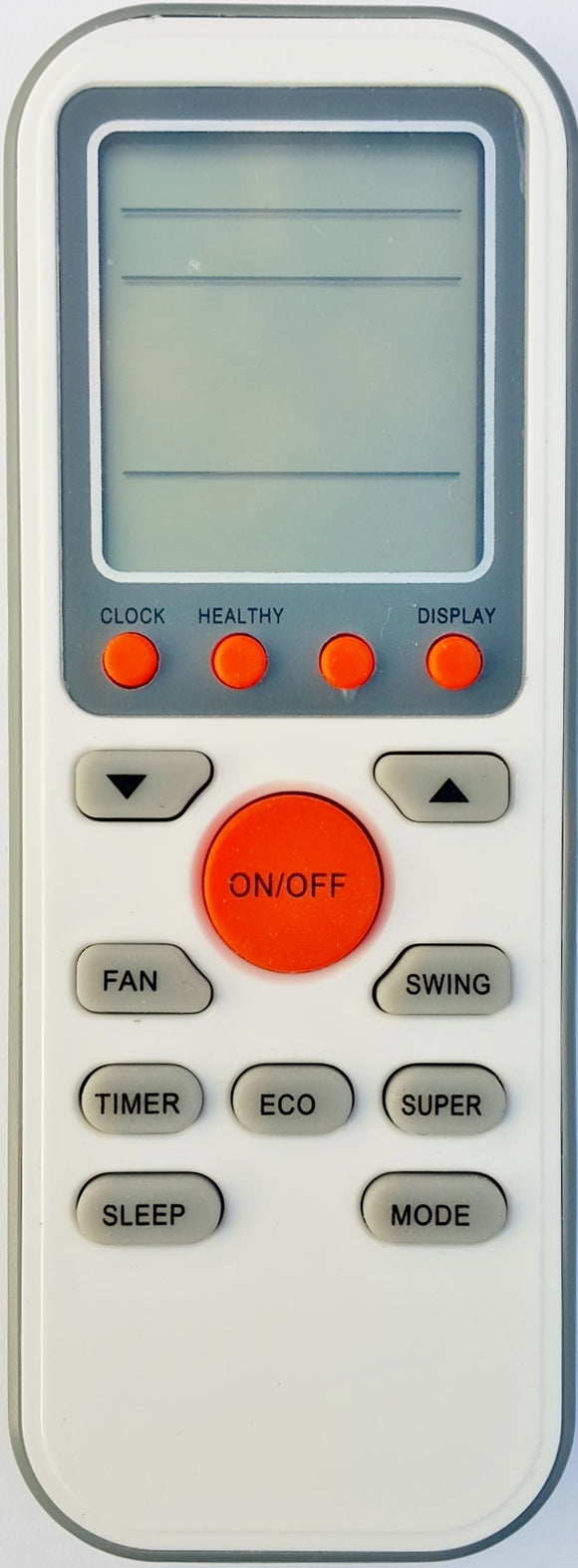 ORIGINAL AKAI AIR CONDITIONER REMOTE CONTROL -  TEM-23CHAAK5   TEM-35CHAAK   TEM-50CHSABR  TEM-70CHSAAK5 - Remote Control Warehouse