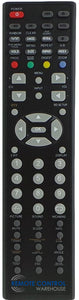 REPLACEMENT CONIA REMOTE CONTROL - CL3201FHDVD  LCD TV - Remote Control Warehouse