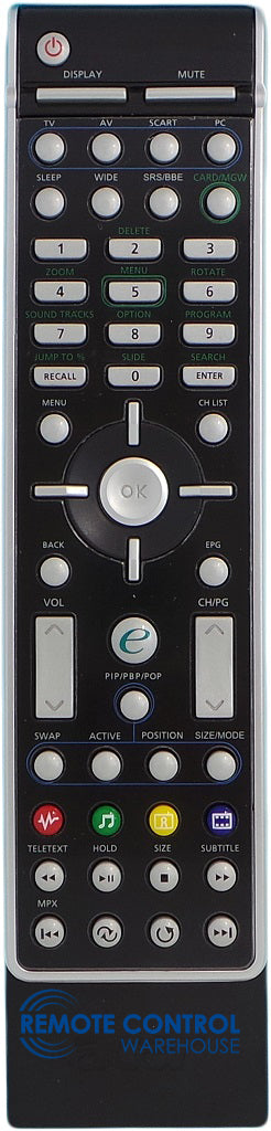ACER Remote Control  CT0547 - Remote Control Warehouse