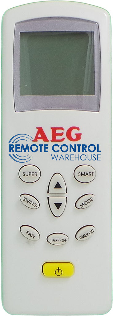 Remote Control SUBSTITUTE   AKAI  Air Conditioner Remote Control  DG11D1/02 - Remote Control Warehouse