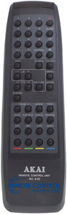 ORIGINAL AKAI TV REMOTE CONTROL RC-61D - Remote Control Warehouse