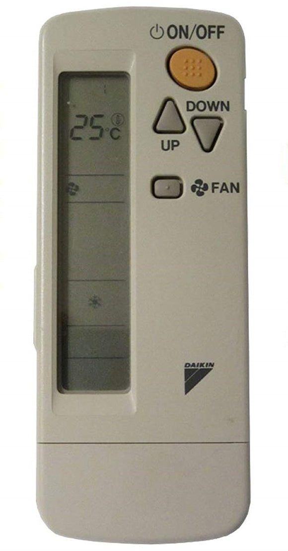REPLACEMENT DAIKIN AIR CONDITIONER REMOTE CONTROL - BRC4C151 - Remote Control Warehouse