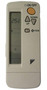 Replacement DAIKIN Air Conditioner Remote Control - BRC4C152 - Remote Control Warehouse