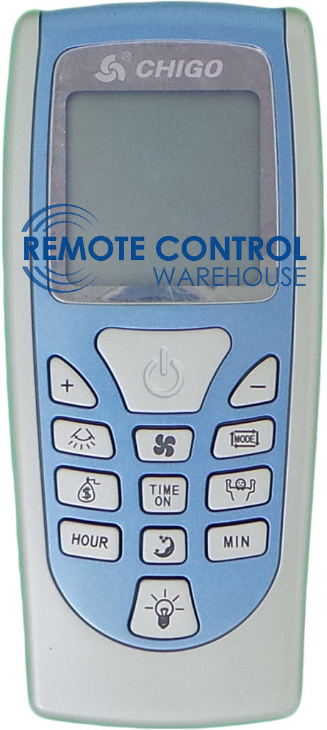 CHIGO Air Conditioner Remote Control - ZH/YB-03-1 ZH/YB031