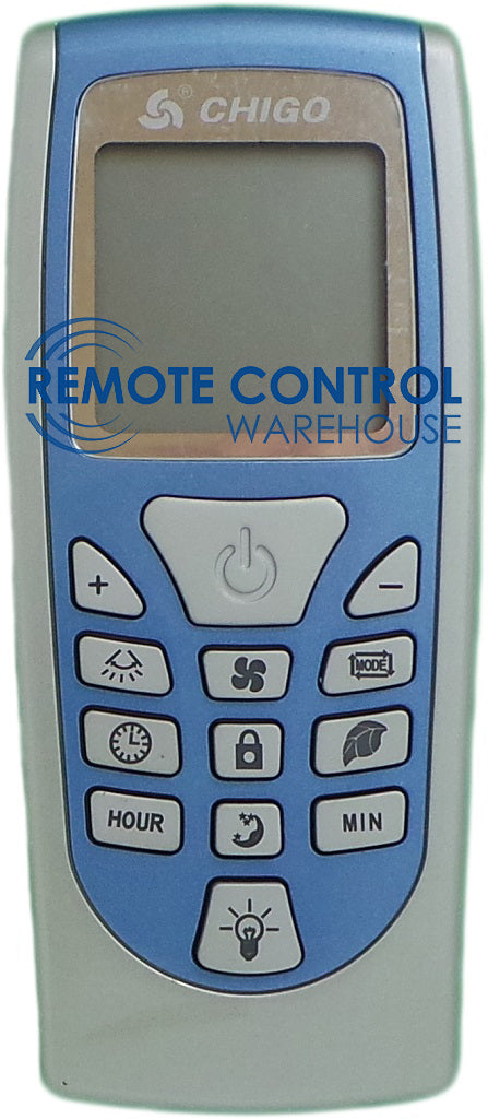 CHIGO Air Conditioner Remote Control - ZH/YB-01 ZH/YB01 - Remote Control Warehouse