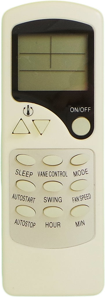 Replacement Ager Air Conditioner Remote Control - ZH/LW-10 ZH/LW10 - Remote Control Warehouse
