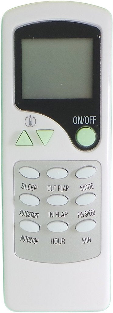 DUNNAIR Air Conditioner Remote Control - ZH/LW-10  ZH/LW10 - Remote Control Warehouse
