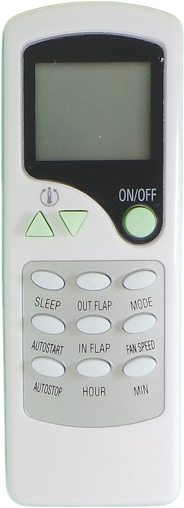 BLUEWAY AIR CONDITIONER REMOTE CONTROL - ZH/LW-10  ZH/LW10 - Remote Control Warehouse