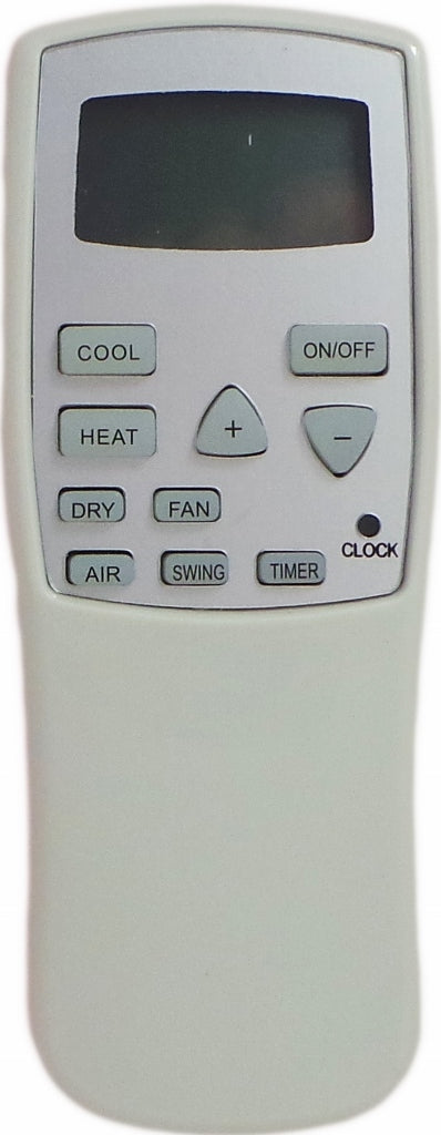Agean  Air Conditioner Remote Control - KFR-23GW  KFR-50GW