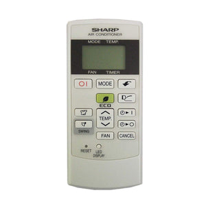 ORIGINAL SHARP AIR CONDITIONER REMOTE CONTROL   CRMC-A880JBEZ  CRMCA880JBEZ - Remote Control Warehouse