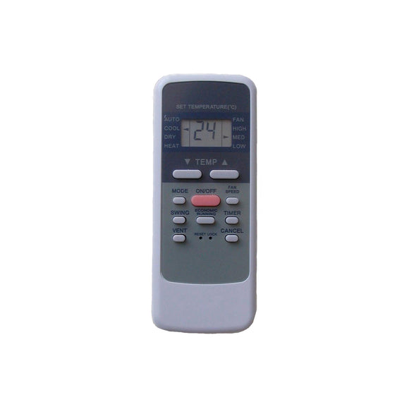 carrier Air Conditioner Remote Control - R51/E - Remote Control Warehouse