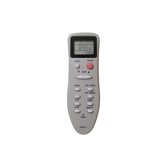 Changhong Air Conditioner Remote Control - KK10B-C1