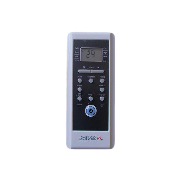 DAEWOO Air Conditioner Remote Control - R18A/BGE - Remote Control Warehouse