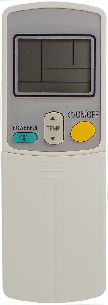 REPLACEMENT DAIKIN AIR CONDITIONER REMOTE CONTROL - ARC423A18 - Remote Control Warehouse