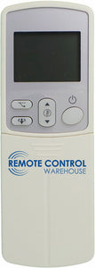 Replacement DAIKIN Air Conditioner Remote Control - ARC433A49 - Remote Control Warehouse