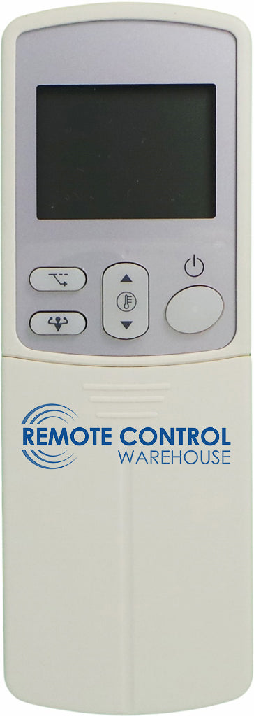 Replacement DAIKIN Air Conditioner Remote Control - ARC433B61 - Remote Control Warehouse