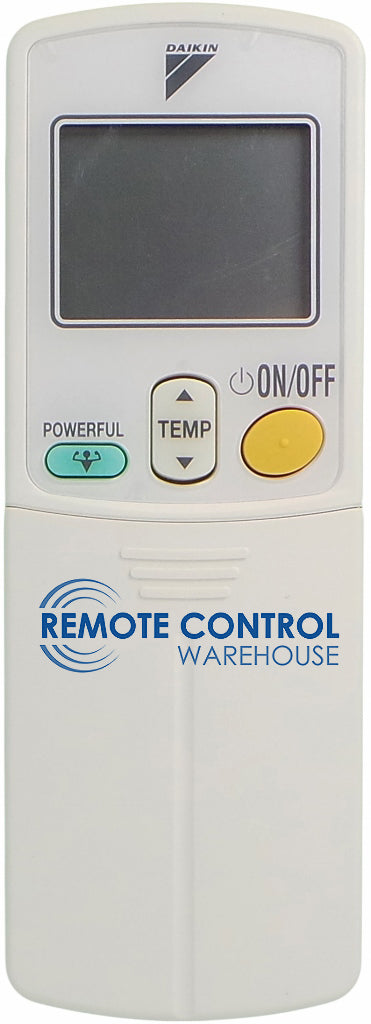 ORIGINAL DAIKIN Air Conditioner Remote Control - ARC423A2