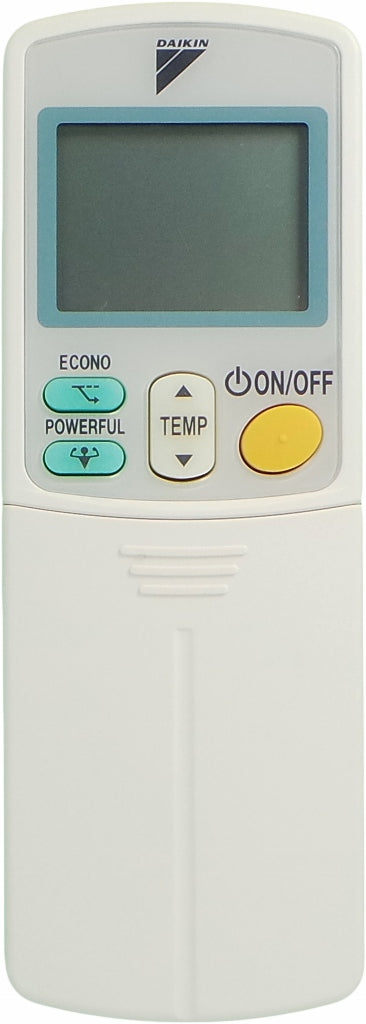 GENUINE ORIGINAL DAIKIN AIR CONDITIONER REMOTE CONTROL SUBSTITUTE ARC433A87 - Remote Control Warehouse