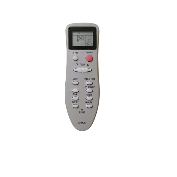 EcoAir Air Conditioner Remote Control - KK10B-C1 - Remote Control Warehouse