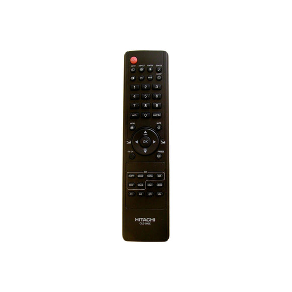HITACHI Remote Control CLE-996E for Plasma /LCD TV - Remote Control Warehouse