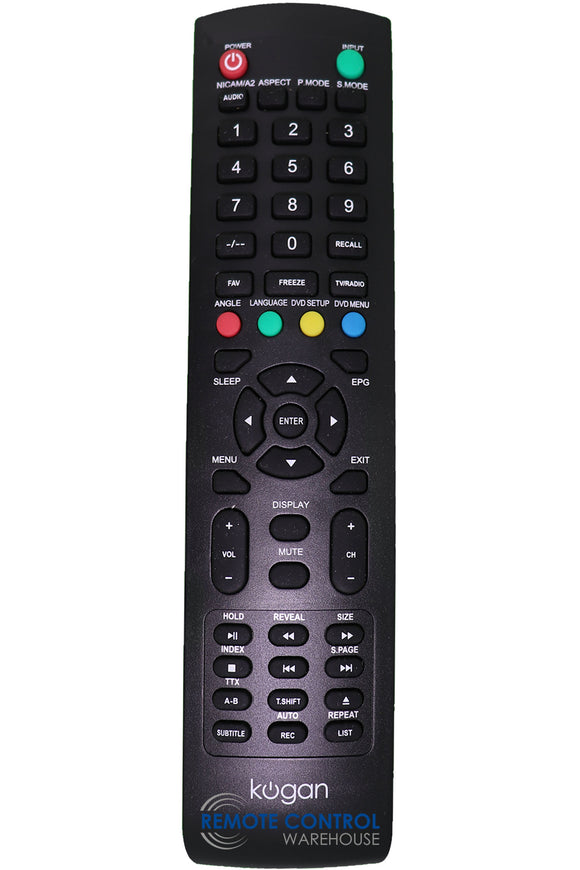 ORIGINAL KOGAN REMOTE CONTROL KAKKREMOTESIS2 - KALED55XXXZD  TV