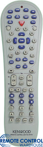 Original KENWOOD Remote RC-R0730 RCR0730 - KXV4680 VRS7100  A/V Receiver - Remote Control Warehouse