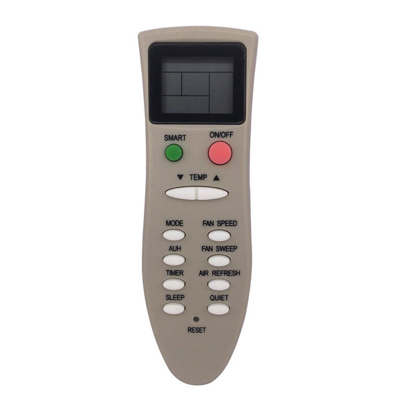 CHANGHONG AIR CONDITIONER REMOTE CONTROL - KK22A-C1 - Remote Control Warehouse