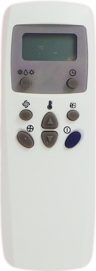 REPLACEMENT LG AIR CONDITIONER REMOTE CONTROL 6711A20018X - Remote Control Warehouse