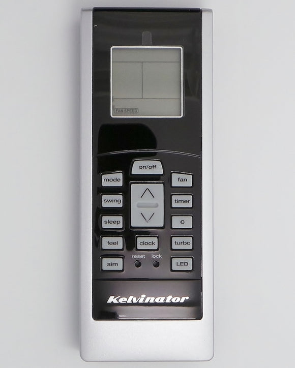 ORIGINAL KELVINATOR AIR CONDITIONER REMOTE CONTROL 203355091037 - KSV26HRA KSV35HRA