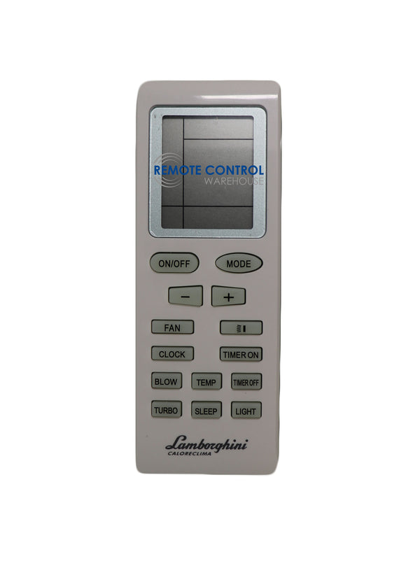 DIMPLEX AIR CONDITIONER REMOTE CONTROL YB1FA - Dimplex GD181 - Remote Control Warehouse
