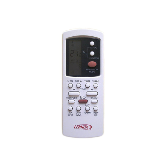 LENNOX Remote Control GZ-50GB-E1 - For Lennox Air Conditioner - Remote Control Warehouse