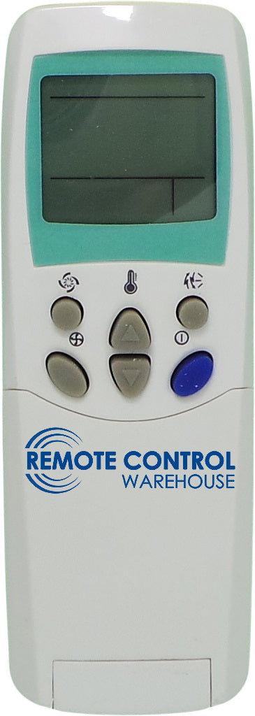 LG Air Conditioner UNIVERSAL Remote Control FOR LG MODEL - Remote Control Warehouse
