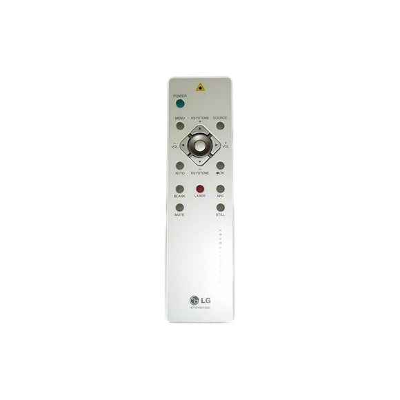 ORIGINAL LG PROJECTOR REMOTE CONTROL  6710V00133D -  DX540  PROJECTOR - Remote Control Warehouse