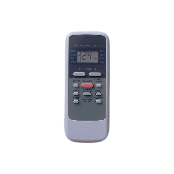 MISTRAL Air Conditioner Remote Control R51/E - Remote Control Warehouse