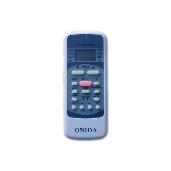 ONIDA Air Conditioner Remote Control - RG51I33/BGCE - Remote Control Warehouse