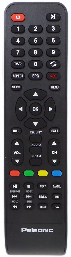 Original Palsonic Remote Control RC-806 RC806 - TFTV806LED     TV