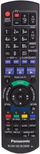 Original Panasonic Remote N2QAYB000475 - DMRBW780 DMRBW880 BLU RAY RECORDED - Remote Control Warehouse